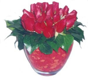 Çankırı çiçek satışı  11 adet kaliteli kirmizi gül - anneler günü seçimi ideal