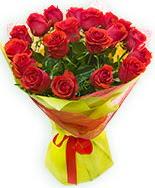 19 Adet kırmızı gül buketi  Çankırı çiçek gönderme