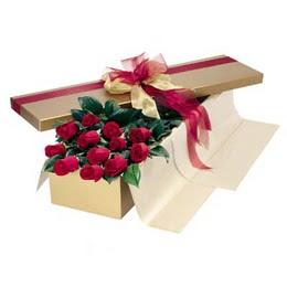Çankırı çiçek , çiçekçi , çiçekçilik  10 adet kutu özel kutu
