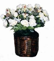 yapay karisik çiçek sepeti   Çankırı çiçek satışı
