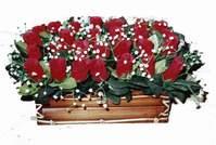 yapay gül çiçek sepeti   Çankırı çiçek gönderme
