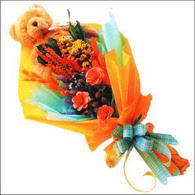 ayicik gül ve kir çiçekleri   Çankırı online çiçekçi , çiçek siparişi