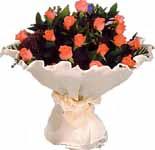 11 adet gonca gül buket   Çankırı anneler günü çiçek yolla