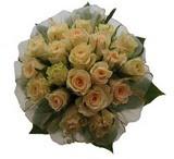 12 adet sari güllerden buket   Çankırı ucuz çiçek gönder