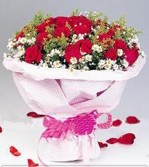 Çankırı İnternetten çiçek siparişi  12 ADET KIRMIZI GÜL BUKETI