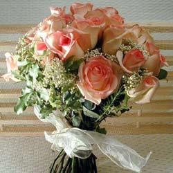 12 adet sonya gül buketi    Çankırı çiçek online çiçek siparişi