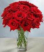 Çankırı çiçek yolla , çiçek gönder , çiçekçi   Sevdiklerinize özel ürün 12 adet cam içerisinde kirmizi gül  Çankırı yurtiçi ve yurtdışı çiçek siparişi