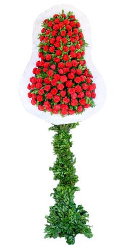 Dügün nikah açilis çiçekleri sepet modeli  Çankırı 14 şubat sevgililer günü çiçek