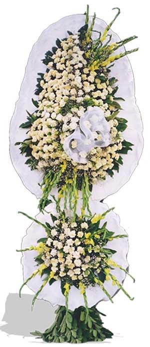 Dügün nikah açilis çiçekleri sepet modeli  Çankırı anneler günü çiçek yolla