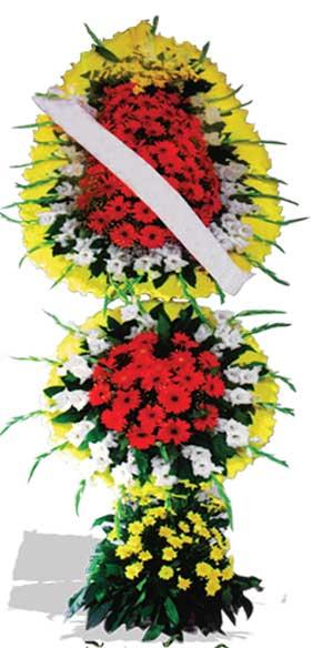 Dügün nikah açilis çiçekleri sepet modeli  Çankırı hediye sevgilime hediye çiçek