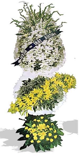 Dügün nikah açilis çiçekleri sepet modeli  Çankırı kaliteli taze ve ucuz çiçekler