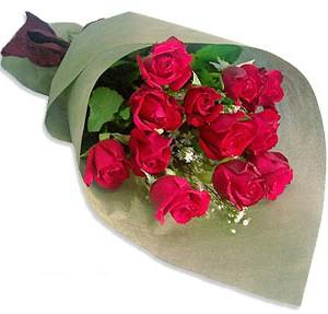 Uluslararasi çiçek firmasi 11 adet gül yolla  Çankırı internetten çiçek siparişi