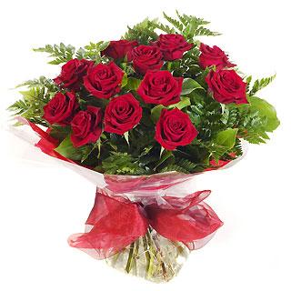 Ucuz Çiçek siparisi 11 kirmizi gül buketi  Çankırı internetten çiçek satışı