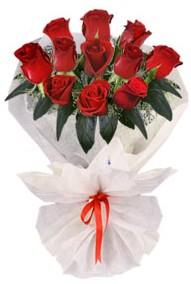 11 adet gül buketi  Çankırı çiçek yolla  kirmizi gül