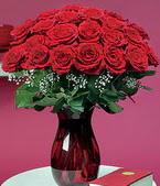 Çankırı internetten çiçek satışı  11 adet Vazoda Gül sevenler için ideal seçim
