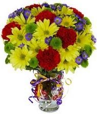 En güzel hediye karışık mevsim çiçeği  Çankırı yurtiçi ve yurtdışı çiçek siparişi