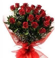 İlginç Hediye 21 Adet kırmızı gül  Çankırı çiçek yolla