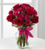 21 adet kırmızı gül tanzimi  Çankırı çiçek , çiçekçi , çiçekçilik