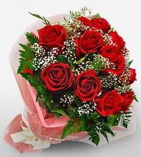 12 adet kırmızı güllerden kaliteli gül  Çankırı çiçek gönderme