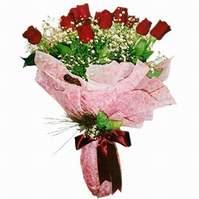 Çankırı çiçek yolla , çiçek gönder , çiçekçi   12 adet kirmizi kalite gül