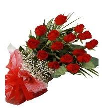 15 kırmızı gül buketi sevgiliye özel  Çankırı anneler günü çiçek yolla
