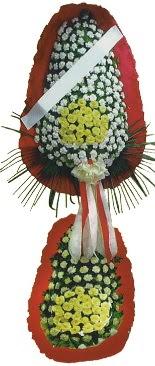 Çift katlı düğün açılış çiçeği  Çankırı çiçekçiler
