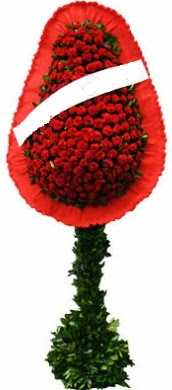 Tek katlı görsel düğün nikah açılış çiçeği  Çankırı online çiçekçi , çiçek siparişi