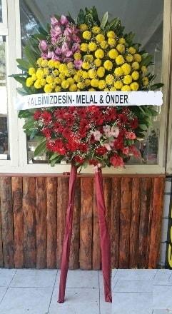 Çankırı çiçekçi mağazası  Cenaze çiçek modeli