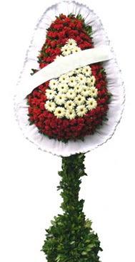 Çift katlı düğün nikah açılış çiçek modeli  Çankırı 14 şubat sevgililer günü çiçek
