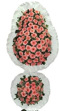 Çift katlı düğün nikah açılış çiçek modeli  Çankırı çiçekçi telefonları