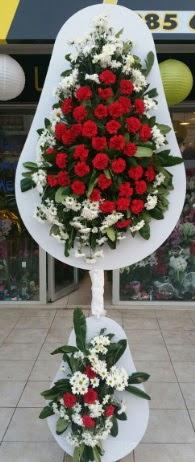 2 katlı nikah çiçeği düğün çiçeği  Çankırı çiçek online çiçek siparişi