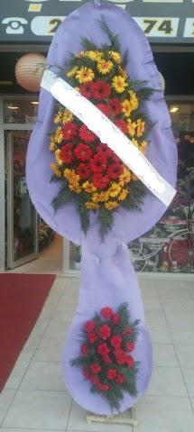 Çift katlı nikah düğüne çiçek modeli  Çankırı çiçek yolla