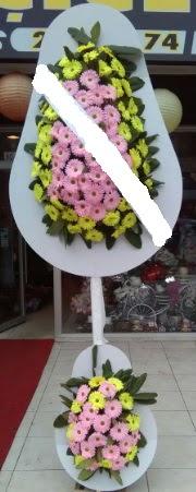 Çift katlı düğün nikah açılış çiçeği  Çankırı çiçekçi mağazası
