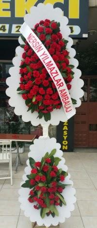 Çift katlı düğün nikah çiçeği modeli  Çankırı yurtiçi ve yurtdışı çiçek siparişi
