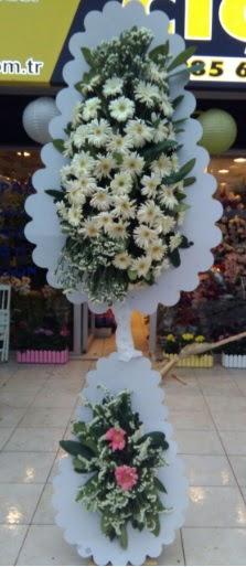 Çift katlı düğün nikah açılış çiçeği  Çankırı çiçek servisi , çiçekçi adresleri