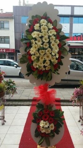Çift katlı düğün açılış çiçeği  Çankırı çiçek mağazası , çiçekçi adresleri