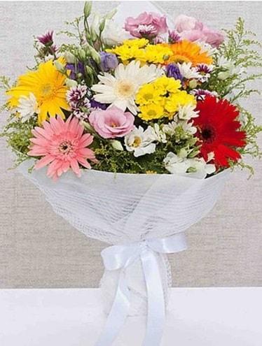 Karışık Mevsim Buketleri  Çankırı güvenli kaliteli hızlı çiçek