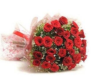 27 Adet kırmızı gül buketi  Çankırı güvenli kaliteli hızlı çiçek