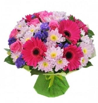 Karışık mevsim buketi mevsimsel buket  Çankırı çiçek mağazası , çiçekçi adresleri